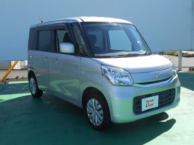スズキ G メモリーナビ/ETC装着 運転席シートヒーター装備
