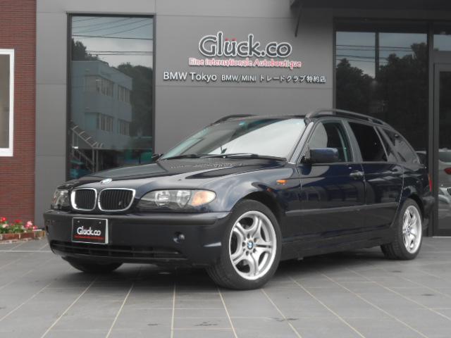 BMW 3シリーズ 318iツーリング M17インチアルミ 社外HID ETC