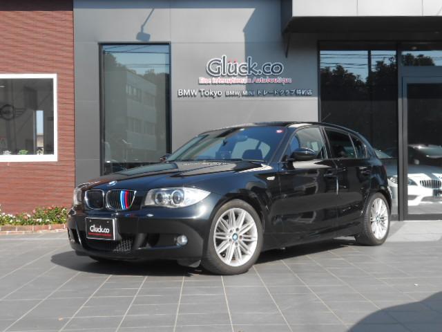 BMW 116i Mスポーツパッケージ メモリーナビ ワンセグTV バックカメラ 社外CDデッキ USB端子 M17インチアルミ キセノンヘッドライト