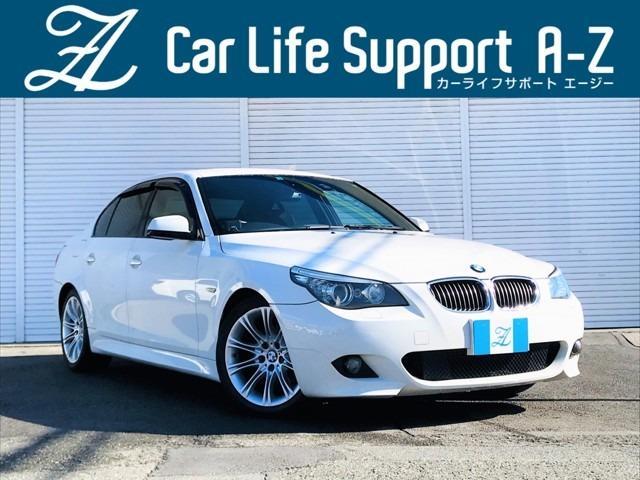 BMW 525i Mスポーツパッケージ 後期 直6NA 新品タイヤ