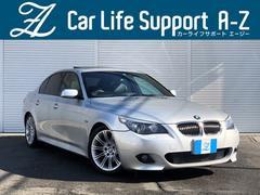 BMW525i Mスポーツパッケージ サンルーフ ハーフレザー