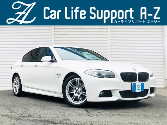 BMW 528i Mスポーツパッケージ 左ハンドル 黒革 2Lターボ