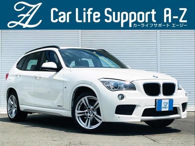 BMW X1 sDrive 18i Mスポーツ ワンオーナー 純正ナビ バックカメラ