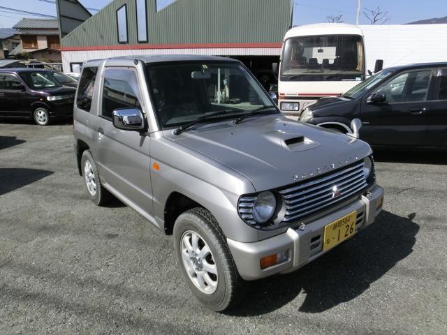 三菱 パジェロミニ スキッパーV 4WD