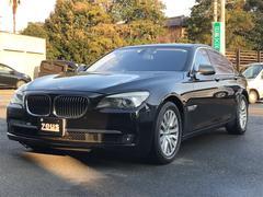 BMW750i ツインターボ 純正HDDナビ