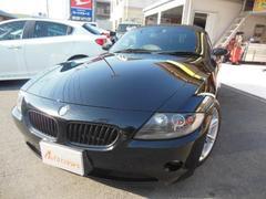 BMW Z42.2i 黒革シート HDDナビ