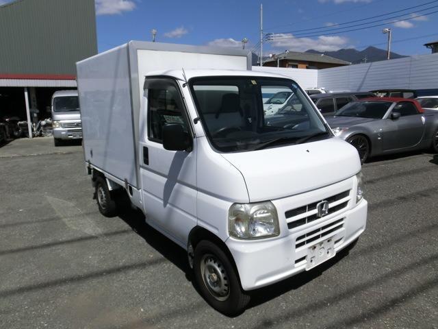 ホンダ 冷凍車 -7℃ ETC
