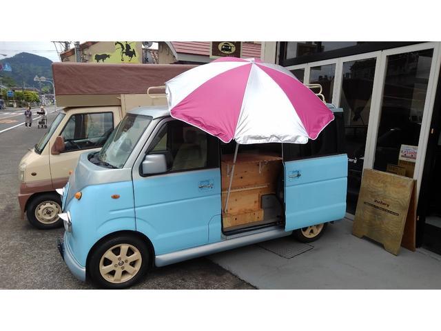スズキ PZターボSP/移動販売車・キッチンカー