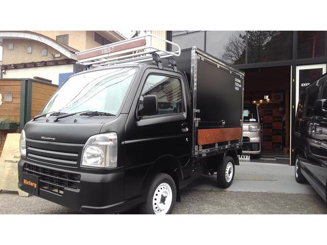 フードトラック・キッチンカー・移動販売車