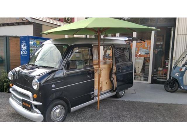 キッチンカー・移動販売車・フードトラック・V-BUS/V
