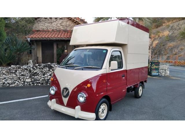 キッチンカー・フードトラック・移動販売車・V-BUS/T 普通車許可