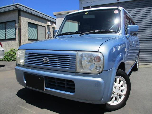 スズキ X2 ブルー/ホワイトツートン タイミングチェーン ホワイト専用16インチアルミ 電動格納ミラー キーレス ドアバイザー プライバシーガラス