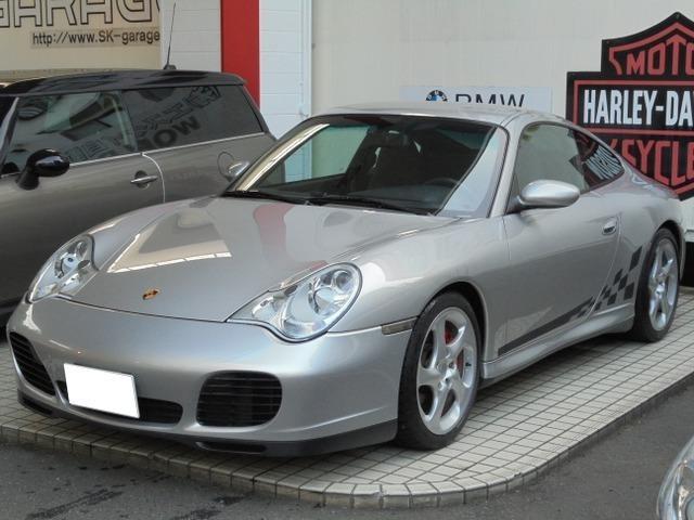 ポルシェ 911カレラ4S 4WD オプション付 左ハンドル