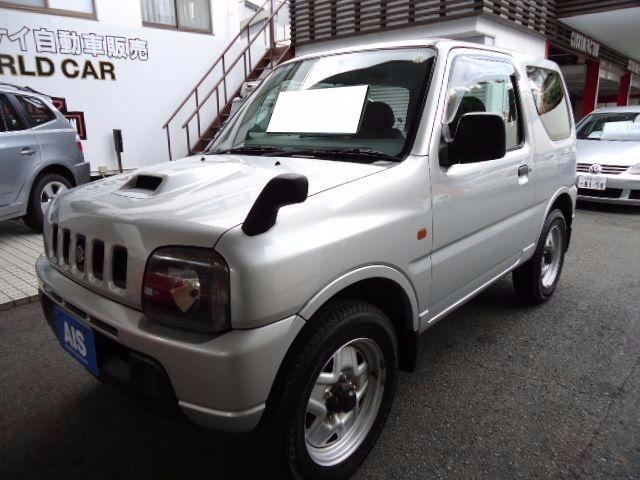 スズキ XL 4WD 5速MT