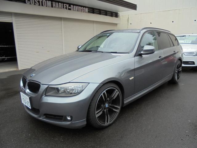 BMW 320iツーリング ワンオーナー 禁煙車