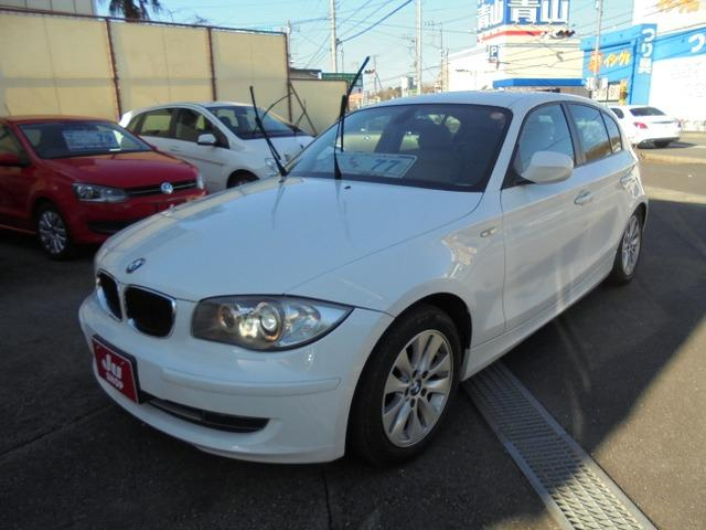 BMW 116i ハイラインパッケージ