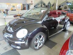 VW ニュービートルカブリオレヴィンテージ 赤レザーインテリア キーレス アルミホイール