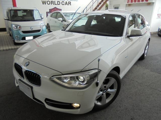 BMW 116i スポーツ バックモニター ETC