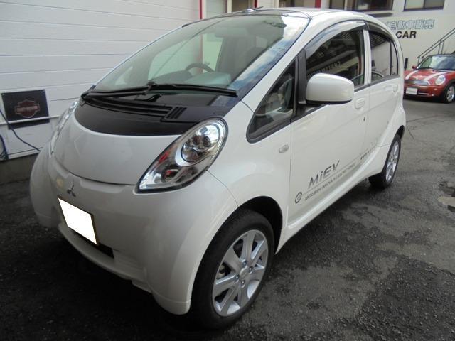 G 100%電気自動車