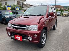 テリオスキッドL 5MT 4WD ターボ 電格ミラー AC CD エアバック キ−レス タ−ボ パートタイム4WD 衝突安全ボディ WエアB