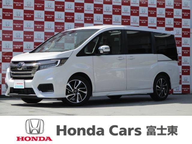 ホンダ スパーダ・クールスピリット ホンダセンシング元試乗車ナビ