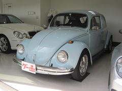 VW ビートルディーラー物 右H レカロマフラー 追加メーター ダウンサス