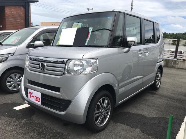 ホンダ G・Lパッケージ 社外ナビ 軽自動車