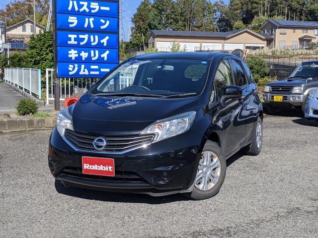 「日産」「ノート」「コンパクトカー」「静岡県」の中古車