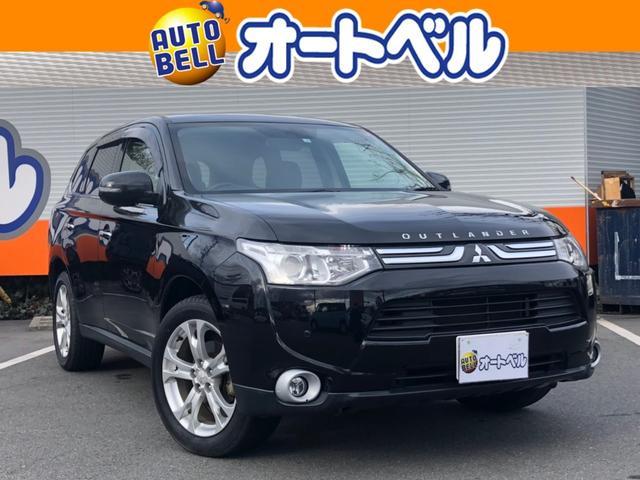 「三菱」「アウトランダー」「SUV・クロカン」「静岡県」の中古車