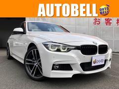 BMW318i Mスポーツi−driveナビ黒革純正19AWLED