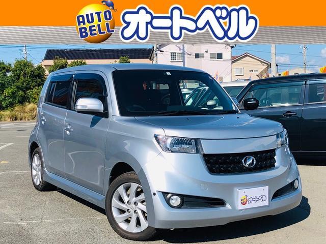 「トヨタ」「bB」「ミニバン・ワンボックス」「静岡県」の中古車