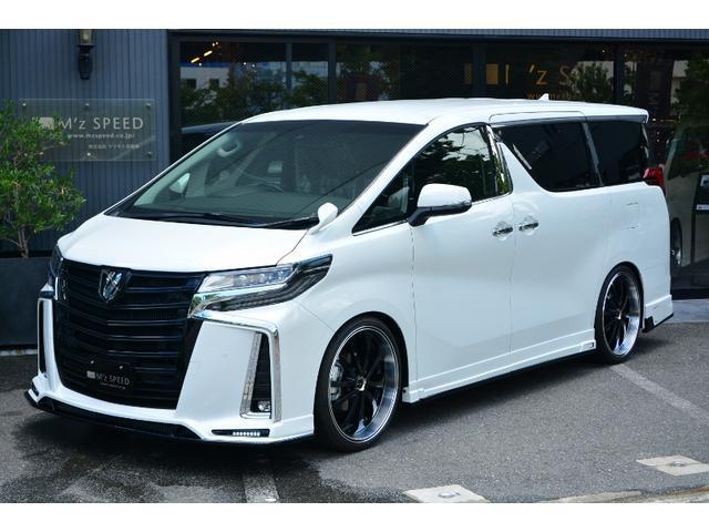 トヨタ 3.5SC 三眼ライト M'z新車コンプリート 車高調Ver