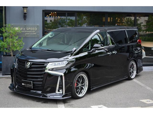 トヨタ 3.5SC ZEUS新車コンプリート エアロ 車高調