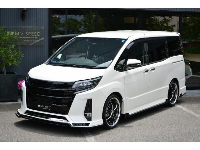 トヨタ Si WxB M'z新車コンプリート 車高調Ver 19AW