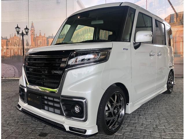 スズキ ハイブリッドXS M'z新車コンプリート ダウンサスVer