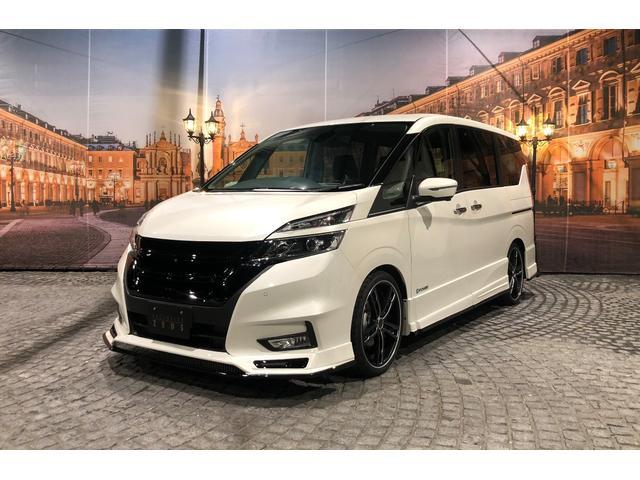 日産 e-パワー ハイウェイスターV M'z新車コンプリート