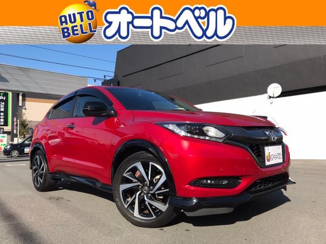ホンダ RS・ホンダセンシング インターナビ・TV・バックカメラ