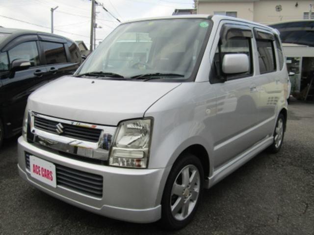 スズキ FXリミテッド キーレス 社外ナビ ETC 軽自動車