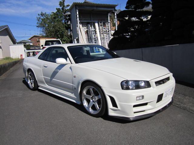 日産 GT-R VスペックII