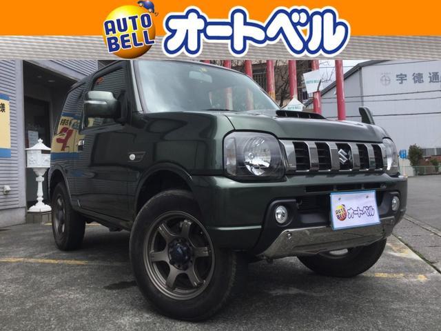 スズキ ランドベンチャー マニュアル・社外AW