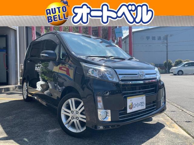ダイハツ カスタム RS 純正ナビ・TVつき