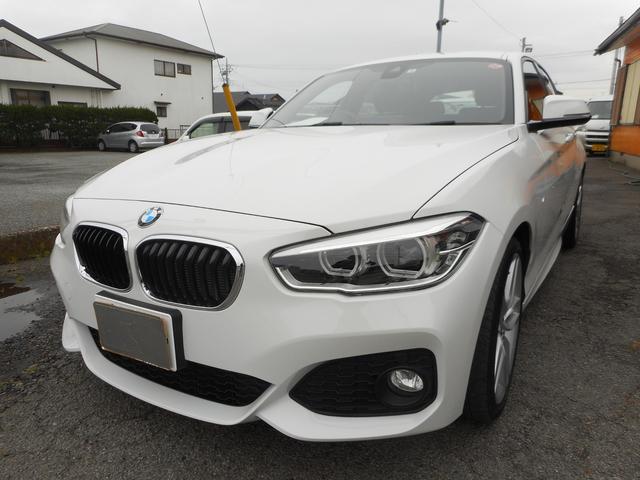 「BMW」「1シリーズ」「コンパクトカー」「静岡県」の中古車