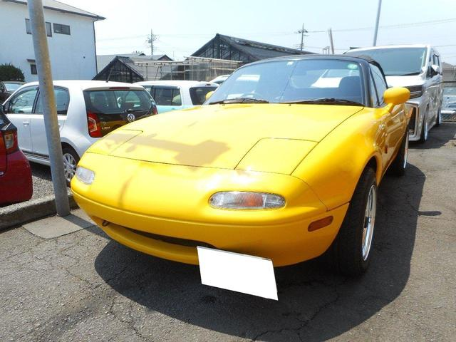 「その他」「ユーノスロードスター」「オープンカー」「静岡県」の中古車