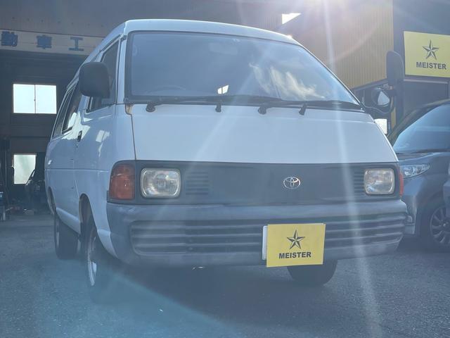 トヨタ ジャストローDX 5速マニュアル エアコン パワステ
