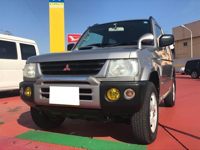 三菱 V ターボ 軽自動車 4WD AT AC AW