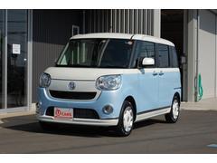 ムーヴキャンバスXメイクアップ SAIII 登録済み展示車 バックカメラ付き