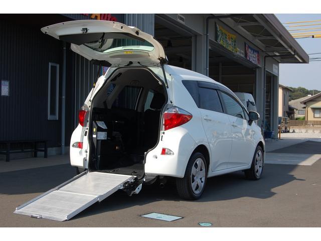 トヨタ 福祉車両 スローパーXウェルキャブ スロープ 【無料保証付】