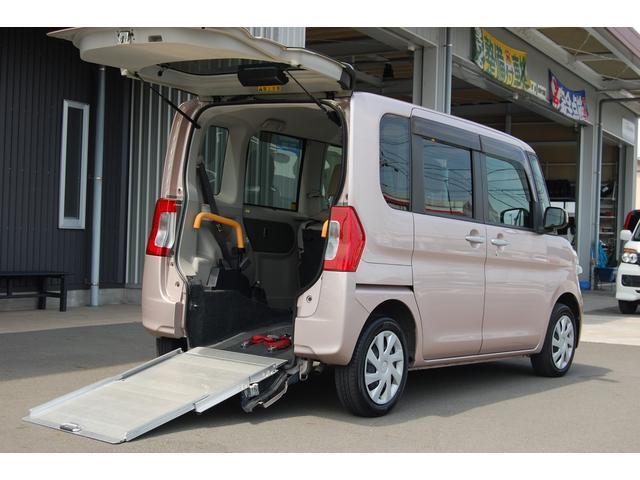 ダイハツ 福祉車両 スローパー L 車いす仕様スロープ 無料保証付