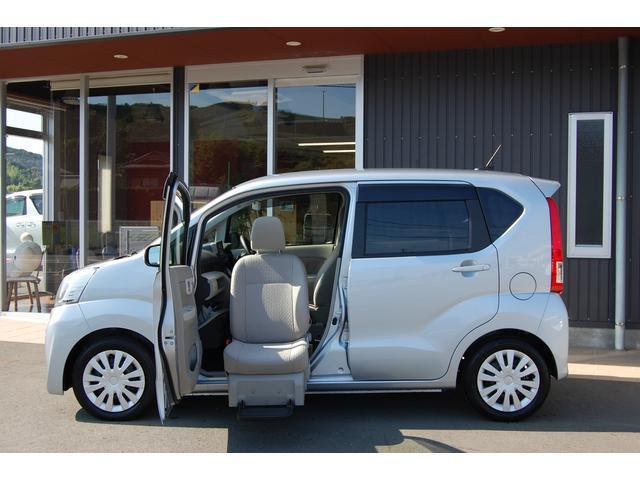 スバル 福祉車両 助手席回転シート 無料保証付 ダイハツムーブ