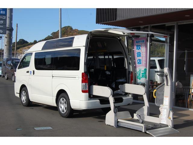 トヨタ 福祉車両 車いす2基 バックモニター 無料保証付
